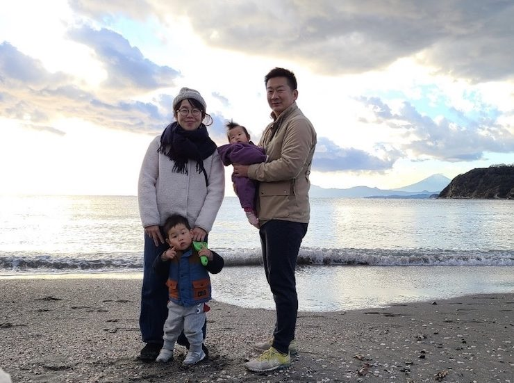 夫の離職と出産、2020松田家改革。 ~お金から考える、家族のあり方~_森ノオト