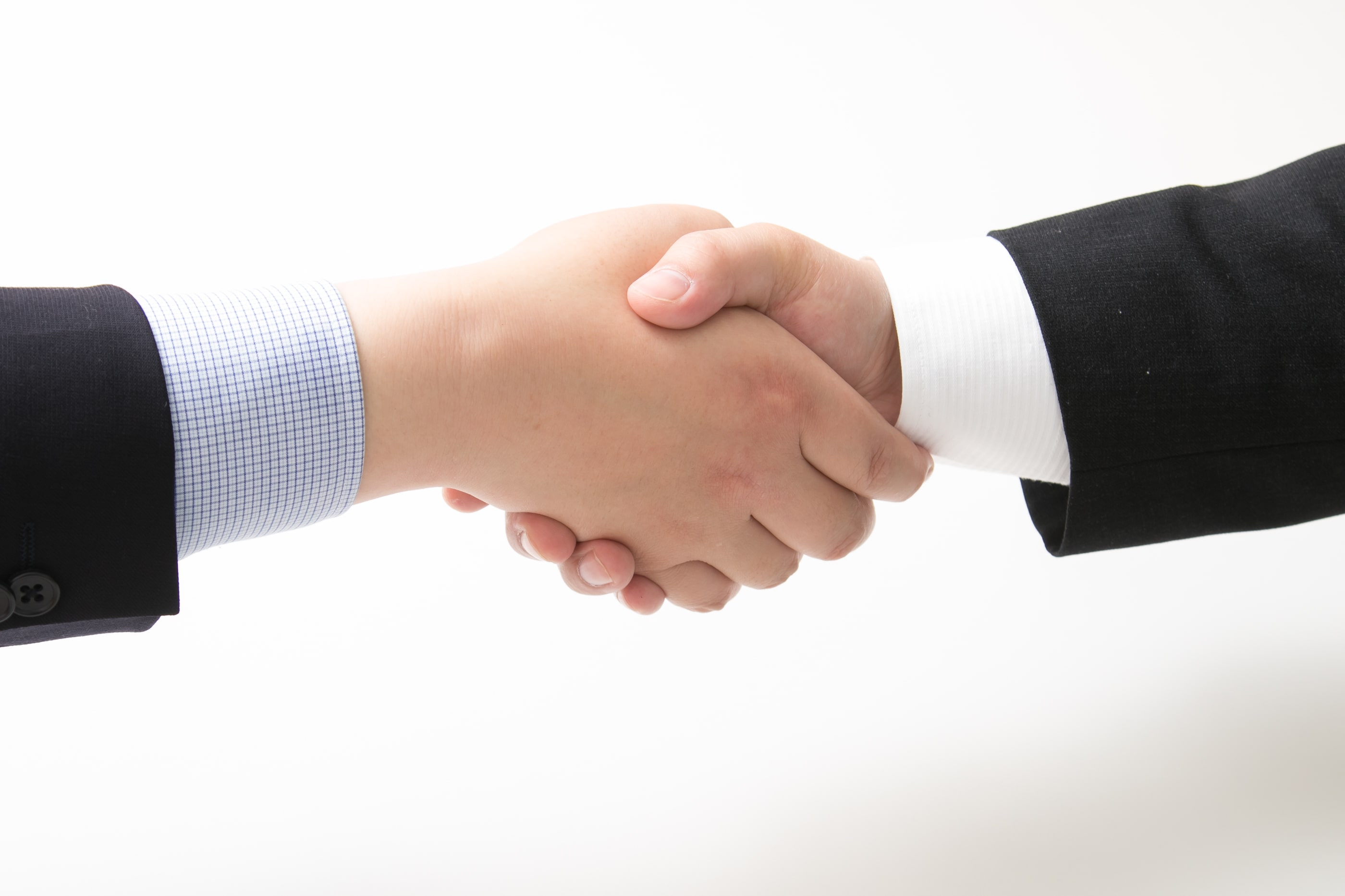 信頼のおける専門業者と連携